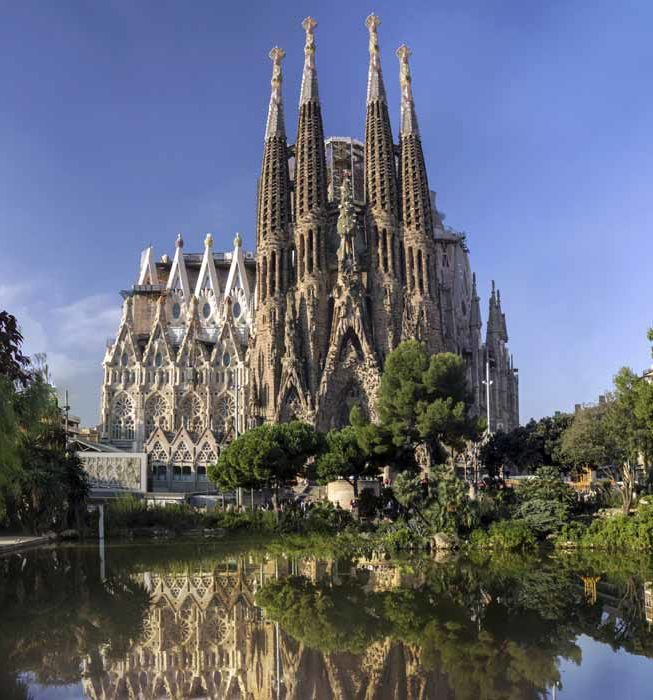 the Gothic & Born quarters and Sagrada Familia 2